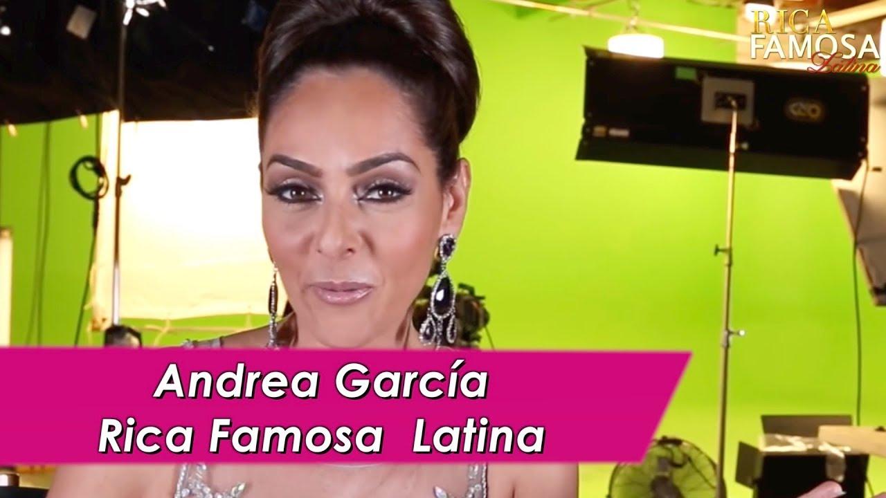 Andrea Garcia Videos andrea garcia desilusionada de luzelba de rica famosa latina