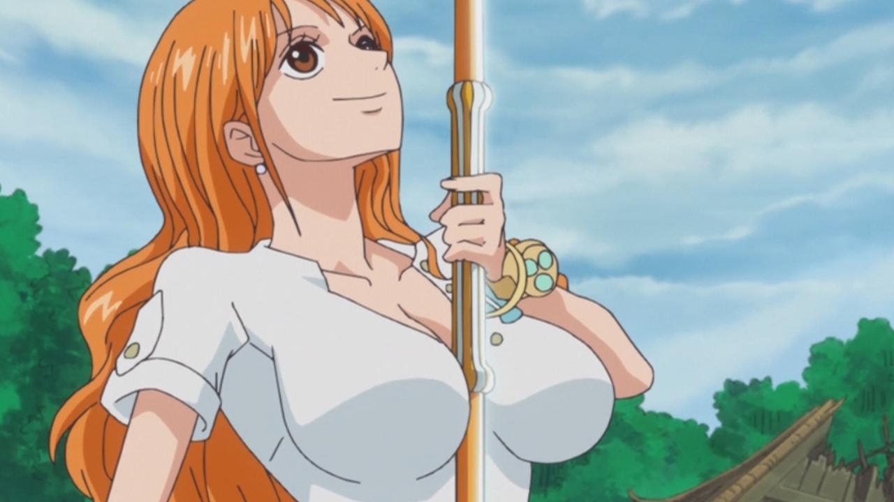 Anime Carrot Cake