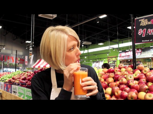 Interested in Juicing? Check out our Instructional Video of our Favourite Super Immune Boosting Blen