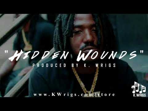 """Mozzy x June Type Beat 2018 – """"Hidden Wounds"""" (Produced by K. Wrigs)"""