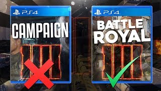 Call of Duty Black Ops 4: No Campaign but Battle Royale Instead? (CoD BO4 Battle Royale)