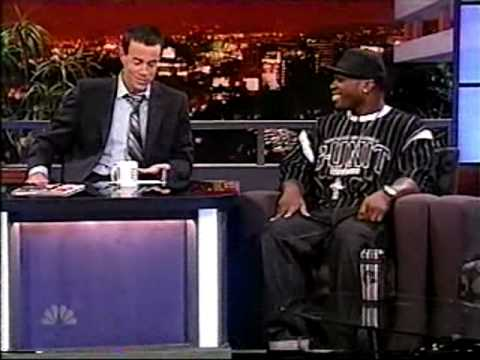 50 cent interview with Carson Daly