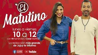 #EnVivo | Estamos con un nuevo programa de El Matutino por el streaming de El Tribuno de Jujuy