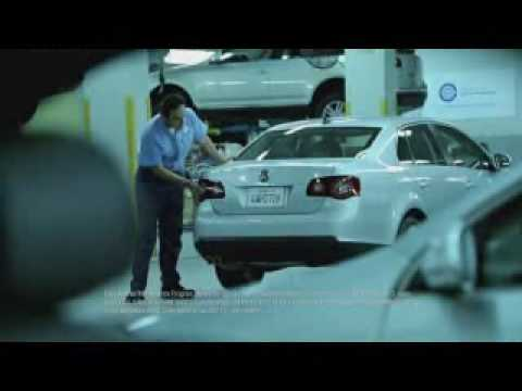 Volkswagen commercial from US