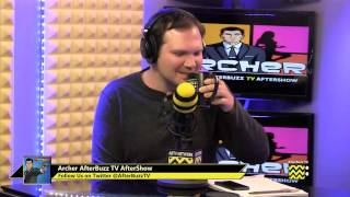 "Archer After Show Season 5 Episode 4 ""Archer Vice: House Call"" 