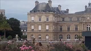 Paris - Jardim de Luxemburgo