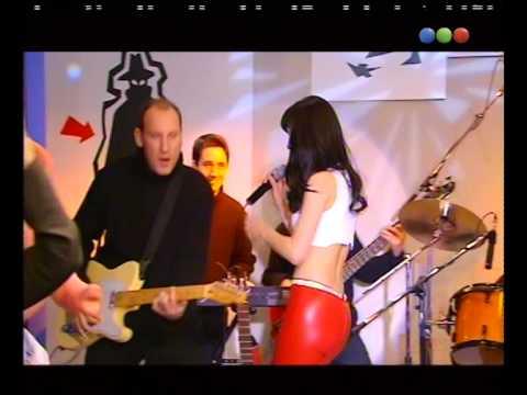 """Natalia Oreiro Canta """"Río de la Plata"""" - Videomatch"""