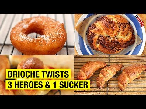 4 Brioche Twists You Wish You Knew Earlier !