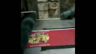 Кашировальная линия. Коробки под пиццу(, 2017-02-21T16:22:30.000Z)