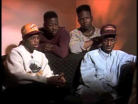Boy II Men interview with EBONYMoments.com