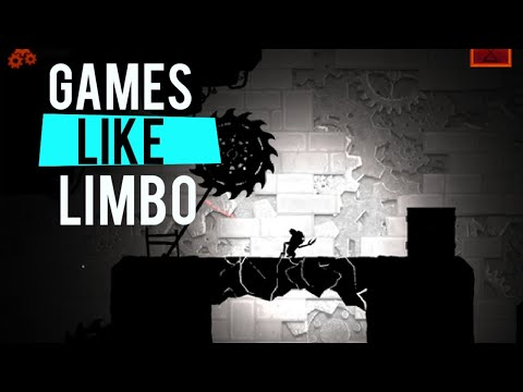 Top 10 Games Like Limbo For Android