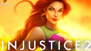 "Injustice 2 ""Poison Ivy"" Ending! - Injustice 2 Poison Ivy Mult…"