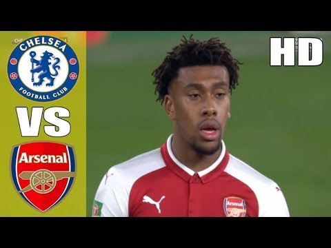 Chelsea vs Arsenal 0-0 Highlights 10-01-2018 HD