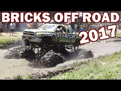 BRICKS OFF ROAD MUD PARK TGW SPRING 2017