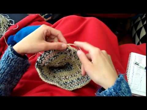 Sehr Bonnet péruvien pour enfant 1er partie - YouTube RP56