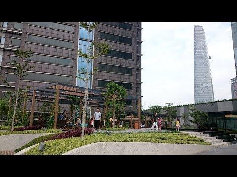Takashimaya Saigon Rooftop Garden | Travel in Saigon - HoChiMinh City 2017
