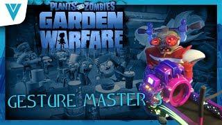 Plants Vs Zombies Garden Warfare 2 Gesture Master 3 - Rugby Star