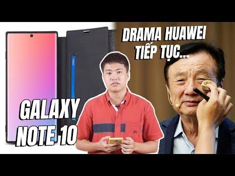 S News t3T6: Drama Huawei - FedEx lại gây sự CEO dự báo thiệt hại  Tin đồn Note 10 iPhone 2020