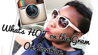 What's H.O.T. on the Gram: Tyson Bedford, Nia Long, Feelin Myself Video, NBA Finals