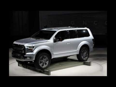 2020 Ford Bronco ?