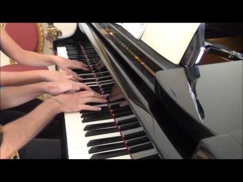 Faurè - Dolly Suite Op.56 'Le Jardin de Dolly' for Piano 4 hands