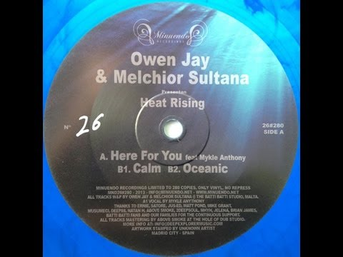 Owen Jay & Melchior Sultana - Here For You (Featuring Mykle Anthony) MND26#280