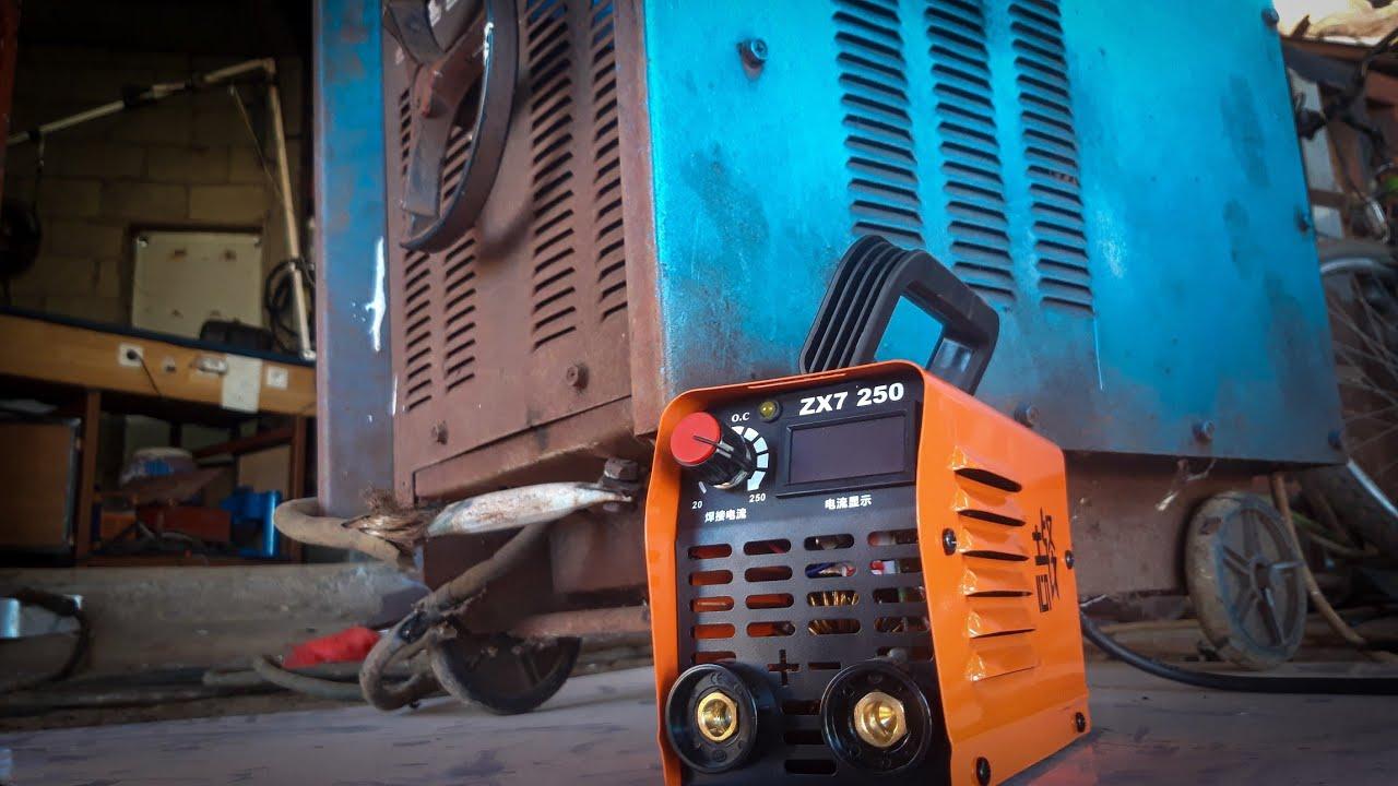 أصغر ماكينة لحام بقوة 250Ap وبتمن مناسب تخفيضات banggood 11.11