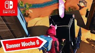 GEHEIMER Banner aus Woche 6 | Fortnite Nintendo Switch