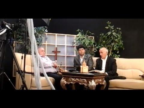 Pastors in the TV Studio