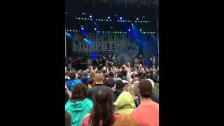 Dropkick Murphy's intro Ottawa bluesfest 2015