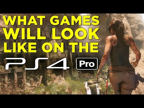 PLAYSTATION 4 PRO - Gaming in 4K and HDR