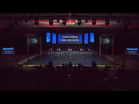 2019 DTU Nationals Prelims Small Varsity Hip Hop Chickasha High School