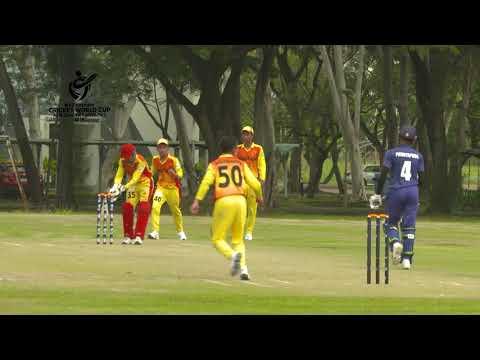 ICC U19 CWC Asia Qualifier Division 2: Thailand v Bhutan Highlights
