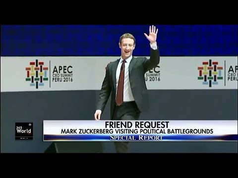Mark Zuckerberg  On  Political | 365 World News