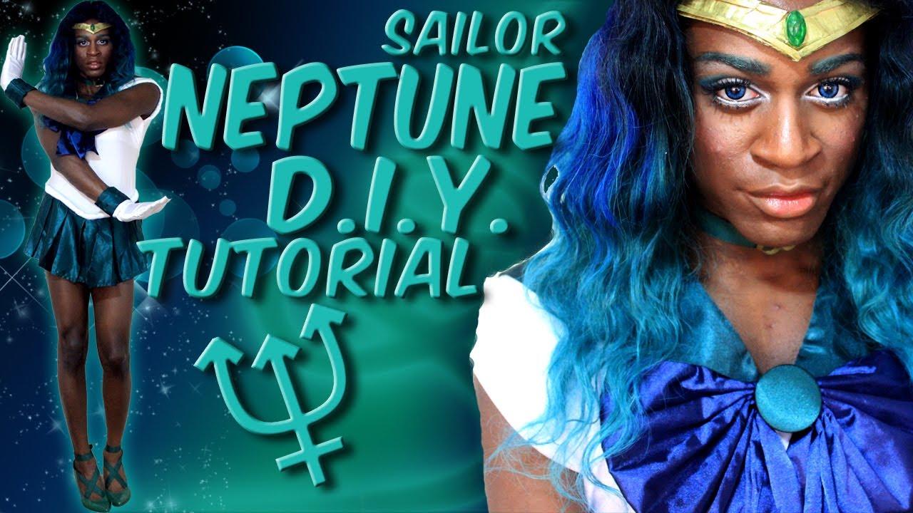 Sailor neptune diy tutorial youtube solutioingenieria Gallery
