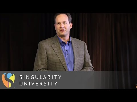 Marthin De Beer on Driving Innovation at Cisco | Singularity University