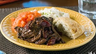Autumn Pot Roast With Mashed Potatoes Cooking Instructions