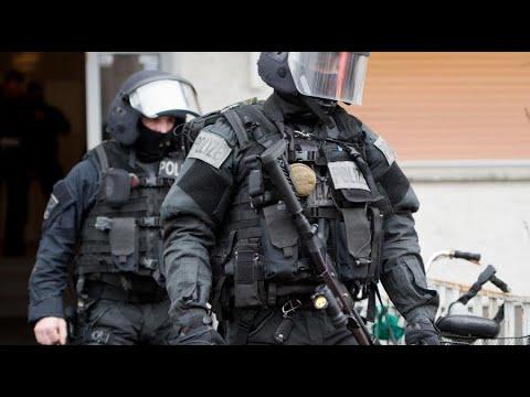 Doku Polizei