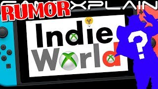 RUMOR: Xbox Game Coming to Switch to be Announced During Indie World Direct + More Games Teased
