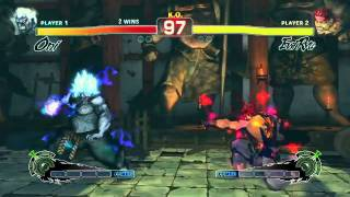Quick Look: Super Street Fighter IV Arcade Edition (Video Game Video Review)