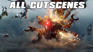 Dawn of War 3 All Cutscenes - Dawn of War 3 Movie