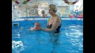 Грудничковое плавание (Аквапузики, Краснодар)