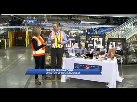 Go Behind the Scenes at the Canada Post Plant
