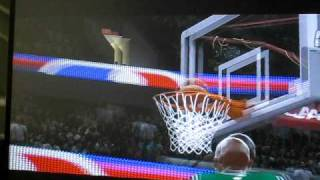 NBA 2k10 ray allen highlights