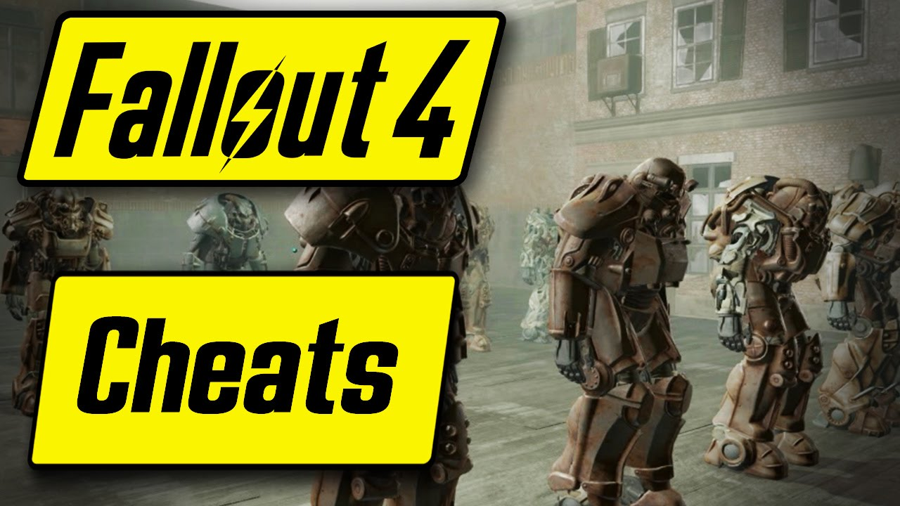 <b>Fallout 4 Cheats</b> (<b>Cheat Codes</b>) - God Mode, Flying, Item Spawn ...