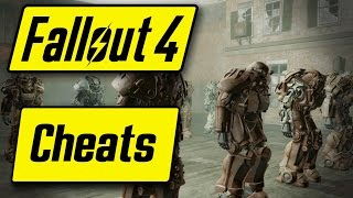 Fallout 4 Cheats Cheat Codes - God Mode, Flying, Item Spawn - Fallout 4 Console Commands PC