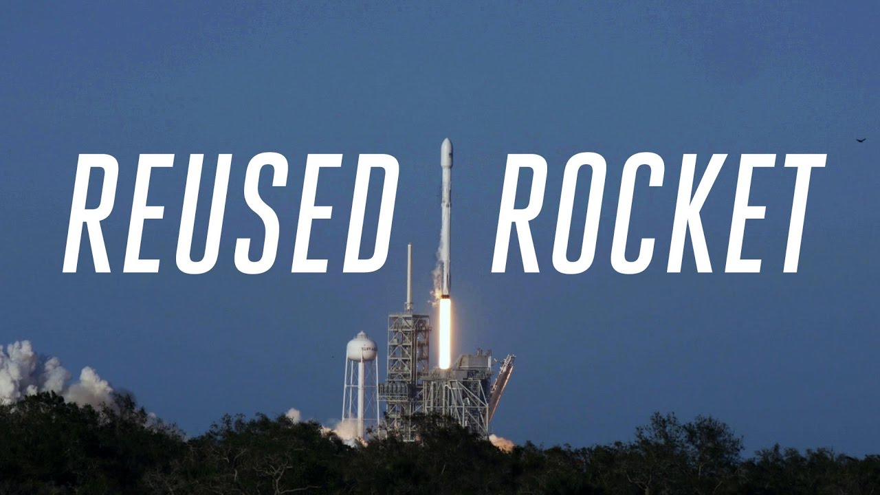 94 percent of SpaceX's Falcon 9 rocket launches have been successful