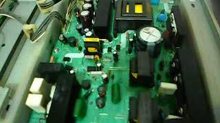 TV Semp LC3243w NÃO LIGA