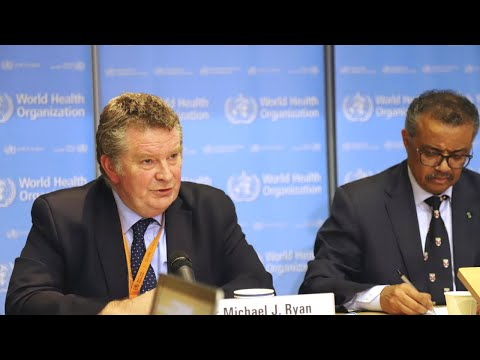 WATCH: World Health Organization Delivers Update On Global Spread Of Coronavirus