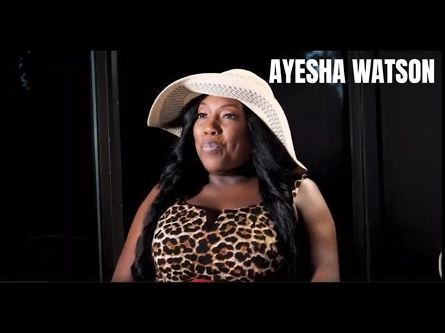 Ayesha Watson on being raised in Decatur, Dancing since 3 yrs old & Creating Dances [PT 1]